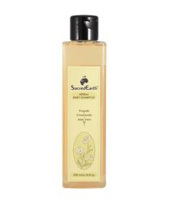 SacredEarth Herbal Baby Shampoo