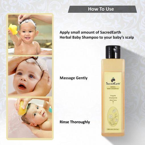 shampoo for baby boy